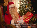 ich wünsche Dir frohe Weihnachten und viele schöne Geschenke