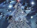 frohe Weihnachten / gutes neues Jahr in verschiedenen Sprachen