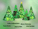 frohe Weihnachten in 5 Sprachen