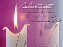Adventszeit ... ein bißchen mehr Wärme, ein bißchen mehr Liebe, ein bißchen mehr Licht