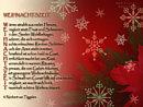 Weihnachtszeit - Gedicht von Norbert van Tiggelen