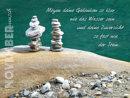 Novemberwunsch: Mögen deine Gedanken so klar wie das Wasser sein ...