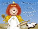 Lucie - Schutzengel aller Weihnachtsbäcker