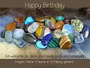 Happy Birthday ... ich wünsche dir Glück und Freude im neuen Lebensjahr, mögen deine Träume in Erfüllung gehen!
